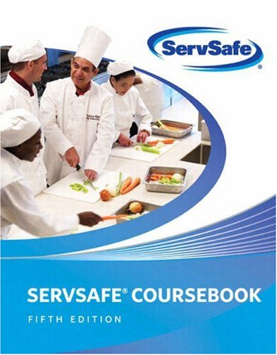 9780135026526: ServSafe Coursebook (Text Only)