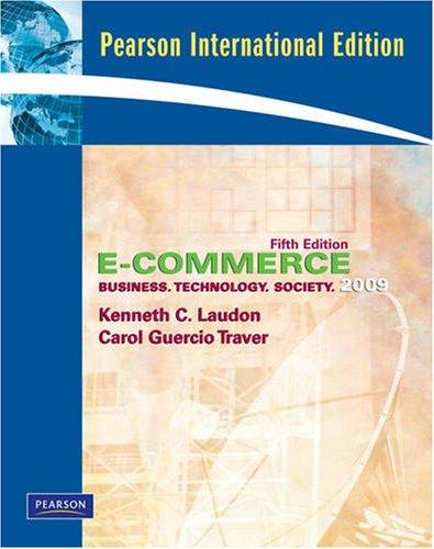 9780135027141: Ecommerce 2009
