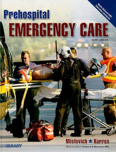 9780135028100: Prehospital Emergency Care