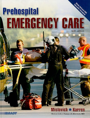 9780135028100: Prehospital Emergency Care (Hardcover version) (9th Edition)