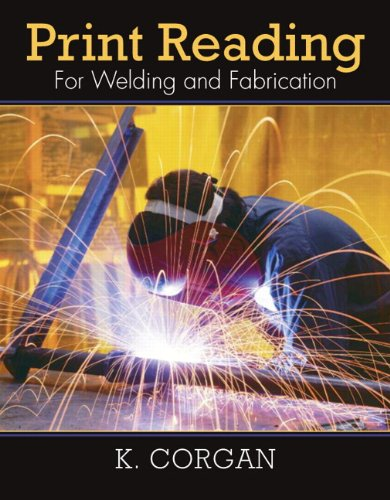 9780135028179: Print Reading: for Welding and Fabrication
