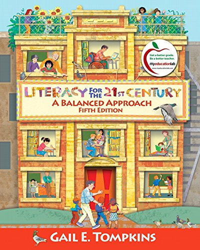 9780135028926: Literacy for the 21st Century: A Balanced Approach: United States Edition (Myeducationlab)
