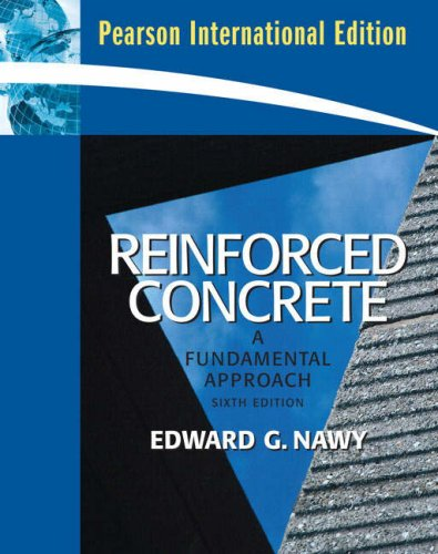 9780135029329: Reinforced Concrete:A Fundamental Approach: International Edition