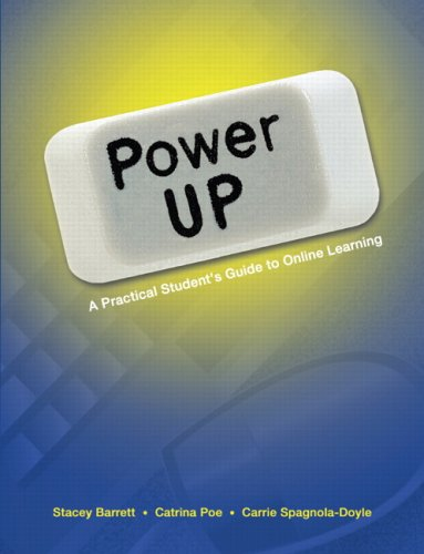 9780135029336: Power Up: A Practical Student's Guide to Online Learning