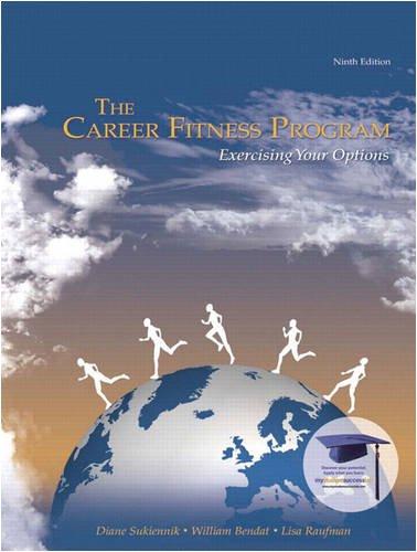 9780135029800: The Career Fitness Program: Exercising Your Options, 9th Edition