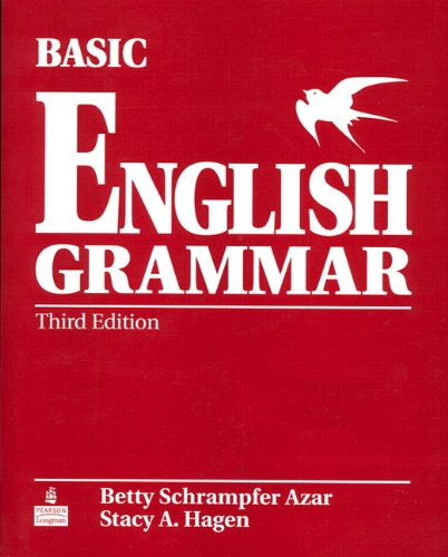 9780135031223: Basic English Grammar Student Book, 3rd Edition