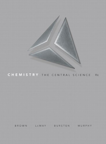 Chemistry: The Central Science with MasteringChemistry with: Brown, Theodore E.,