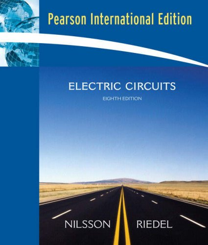 9780135031650: Electric Circuits