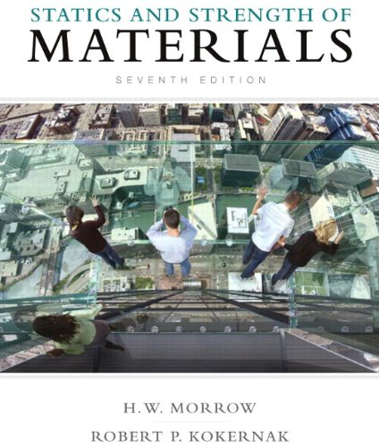 9780135034521: Statics and Strength of Materials (7th Edition)