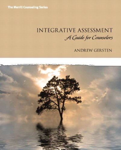 9780135034859: Integrative Assessment: A Guide for Counselors (Merrill Couseling)