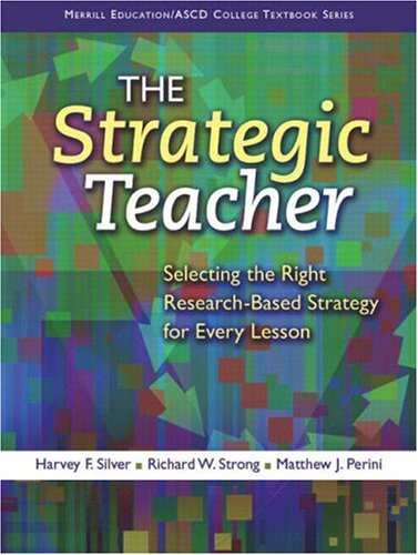 9780135035849: The Strategic Teacher: Selecting the Right Research-Based Strategy for Every Lesson