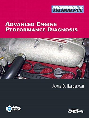 9780135036884: Advanced Engine Performance Diagnosis (4th Edition)