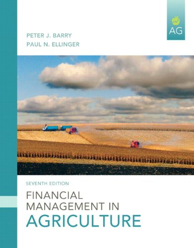 9780135037591: Financial Management in Agriculture (7th Edition)
