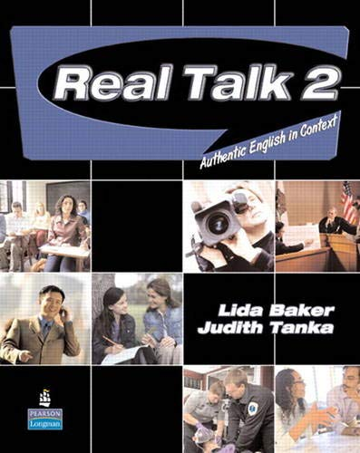 9780135037997: Real Talk 2 Student Book and Classroom Audio CD