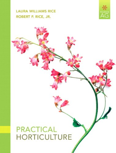 Practical Horticulture (7th Edition) (Pearson AG): RICE