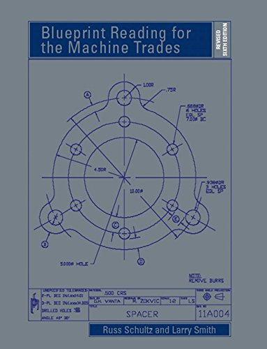 9780135038789: Blueprint Reading for the Machine Trades - Revised (6th Edition)