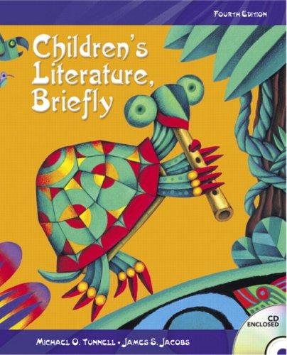 9780135040119: Children's Literature, Briefly Value Pack (includes Roll of Thunder, Hear My Cry & Seven Blind Mice )