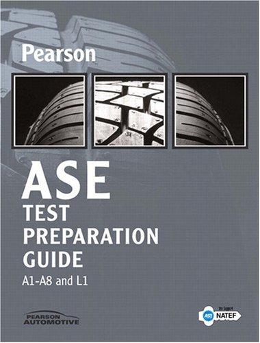 9780135040256: ASE Test Prep Guide