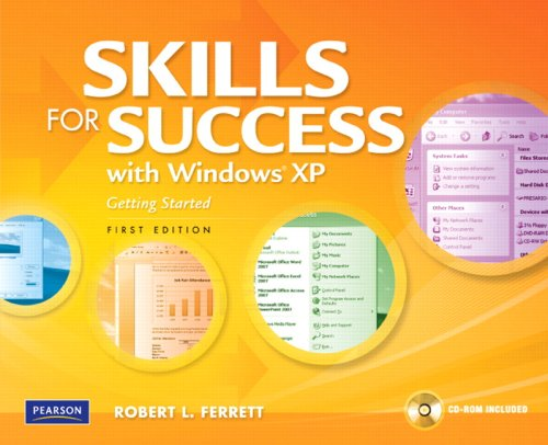 9780135040355: Skills for Success with Windows XP, Getting Started