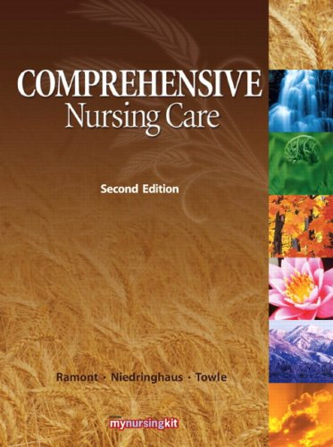 9780135040997: Comprehensive Nursing Care (2nd Edition)