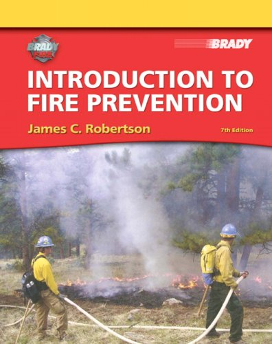 9780135041949: Introduction to Fire Prevention with MyFireKit (7th Edition)