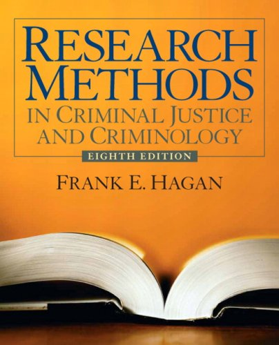 9780135043882: Research Methods in Criminal Justice and Criminology (8th Edition)