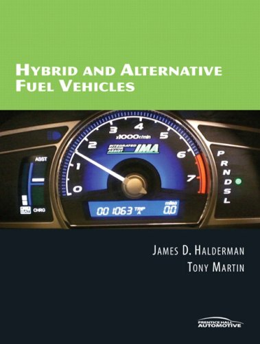 9780135044148: Hybrid and Alternative Fuel Vehicles