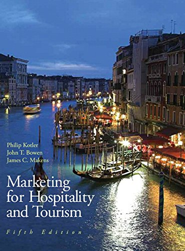 9780135045596: Marketing for Hospitality & Tourism (5th Edition)