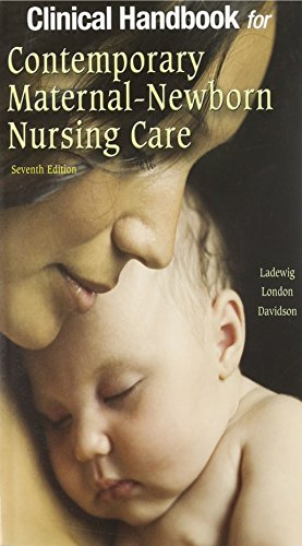 9780135047255: Clinical Handbook for Contemporary Maternal-Newborn Nursing