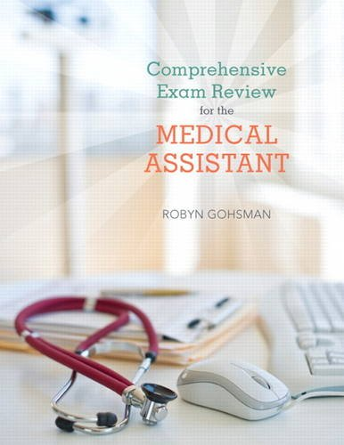 9780135047408: Comprehensive Exam Review for the Medical Assistant (Myhealthprofessionskit)