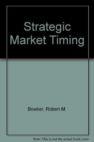 9780135047545: Strategic Market Timing