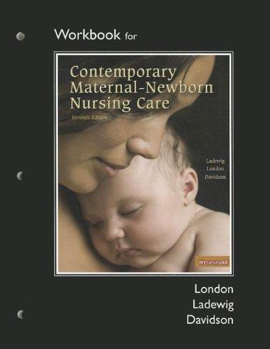 9780135047583: Workbook for Contemporary Maternal-Newborn Nursing