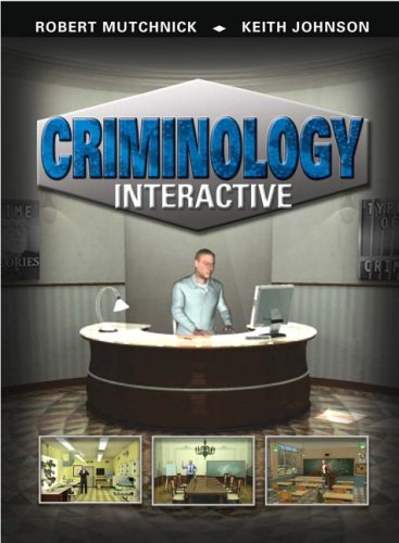 9780135048061: Criminology Interactive DVD Value Package (Includes Criminal Justice Today)