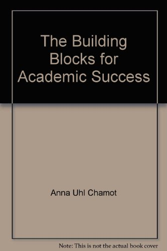 9780135048405: The Building Blocks for Academic Success
