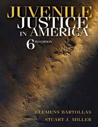 9780135050873: Juvenile Justice in America (6th Edition)