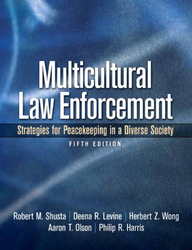 9780135050880: Multicultural Law Enforcement: Strategies for Peacekeeping in a Diverse Society