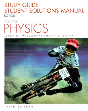 9780135051160: Student Study Guide and Solutions Manual