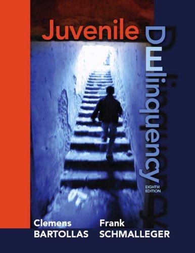 9780135052617: Juvenile Delinquency