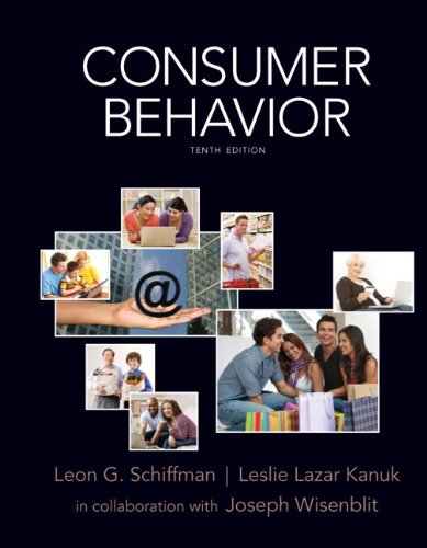 9780135053010: Consumer Behavior
