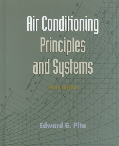 Air Conditioning Principles and Systems : An Energy Approach