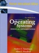 9780135053768: Operating Systems Design and Implementation