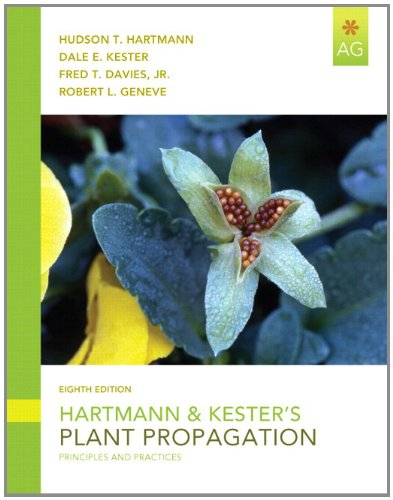 9780135054413: Hartmann & Kester's Plant Propagation, Student Value Edition (8th Edition)