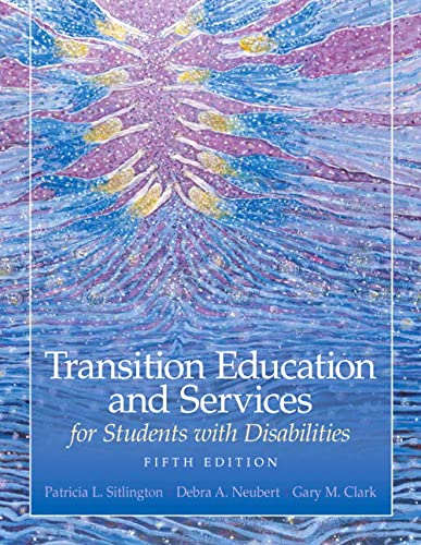9780135056080: Transition Education and Services for Students with Disabilities (5th Edition)