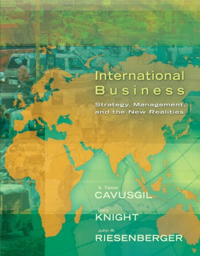 9780135056226: International Business: Strategy, Management & the New Realities Value Package (includes Videos on DVD)