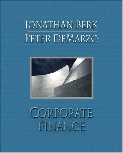 9780135056554: Corporate Finance [With Myfinancelab Online Access]