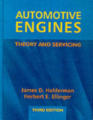 9780135056868: Automotive Engines: Theory and Servicing