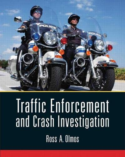 9780135057988: Traffic Enforcement and Crash Investigation