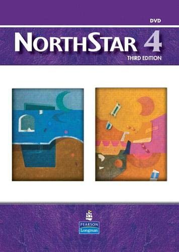 9780135058916: NorthStar 4 DVD with DVD Guide