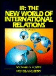 9780135058923: IR: The New World of International Relations
