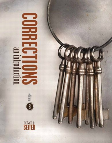 9780135060827: Corrections: An Introduction (3rd Edition)